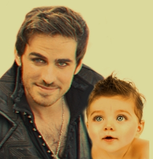 Fanfic Friday Killian Jones And His Baby Son Totally Adorable Fanfic Onceuponatime Captainswan Britt Delaney Тиффани бун / tiffany boone. fanfic friday killian jones and his
