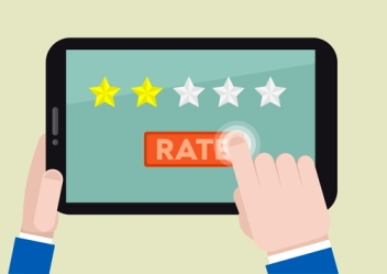 tablet rating two stars